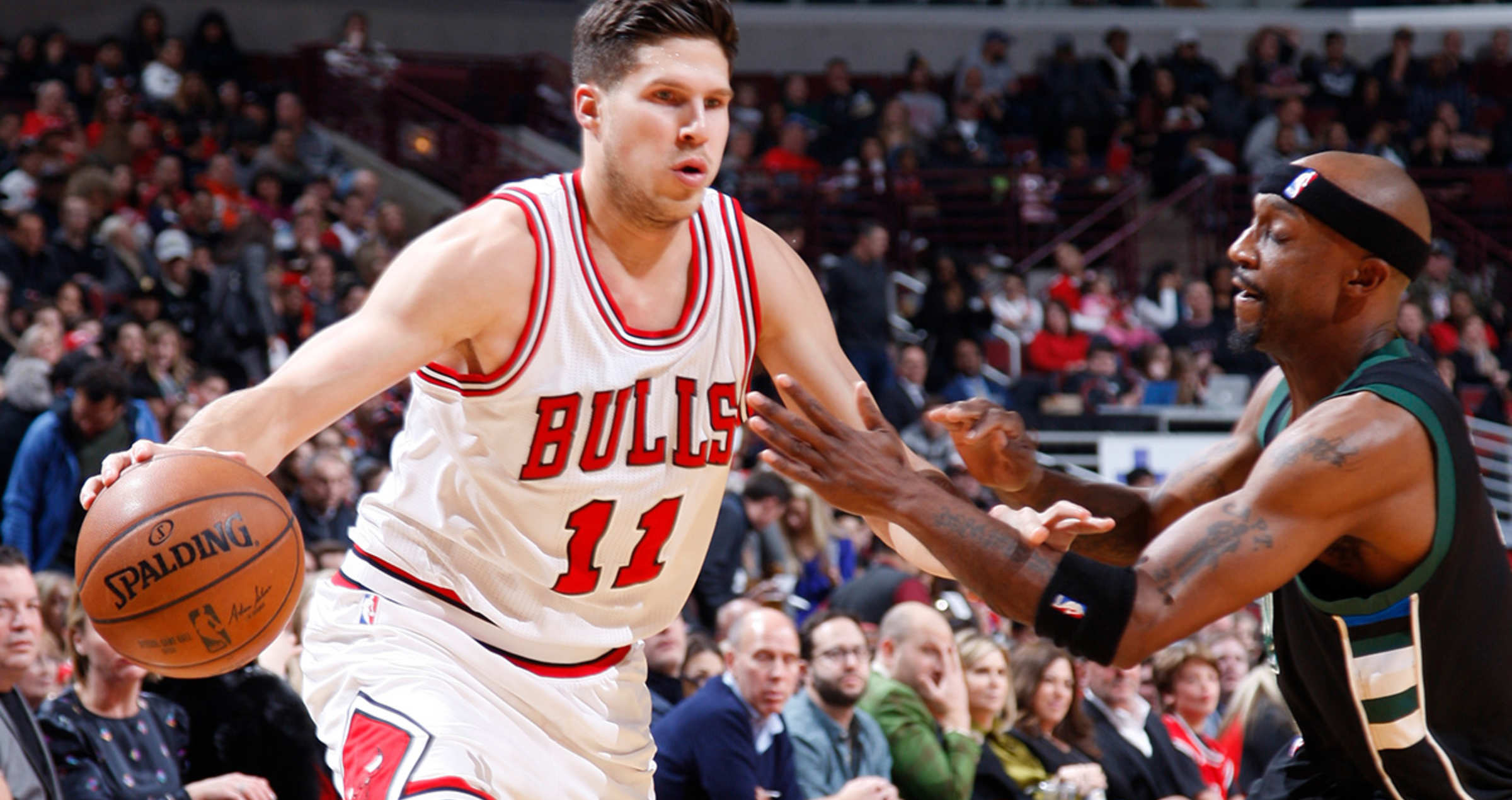 Doug McDermott vs. Bucks
