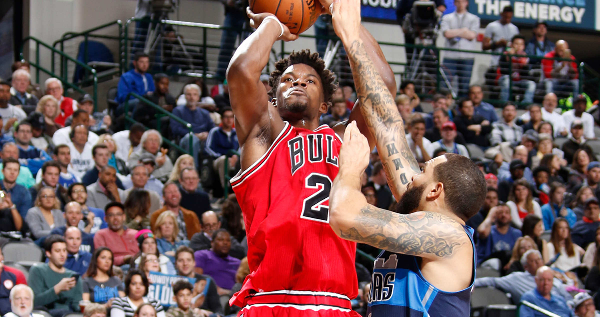 Jimmy Butler vs. Mavericks