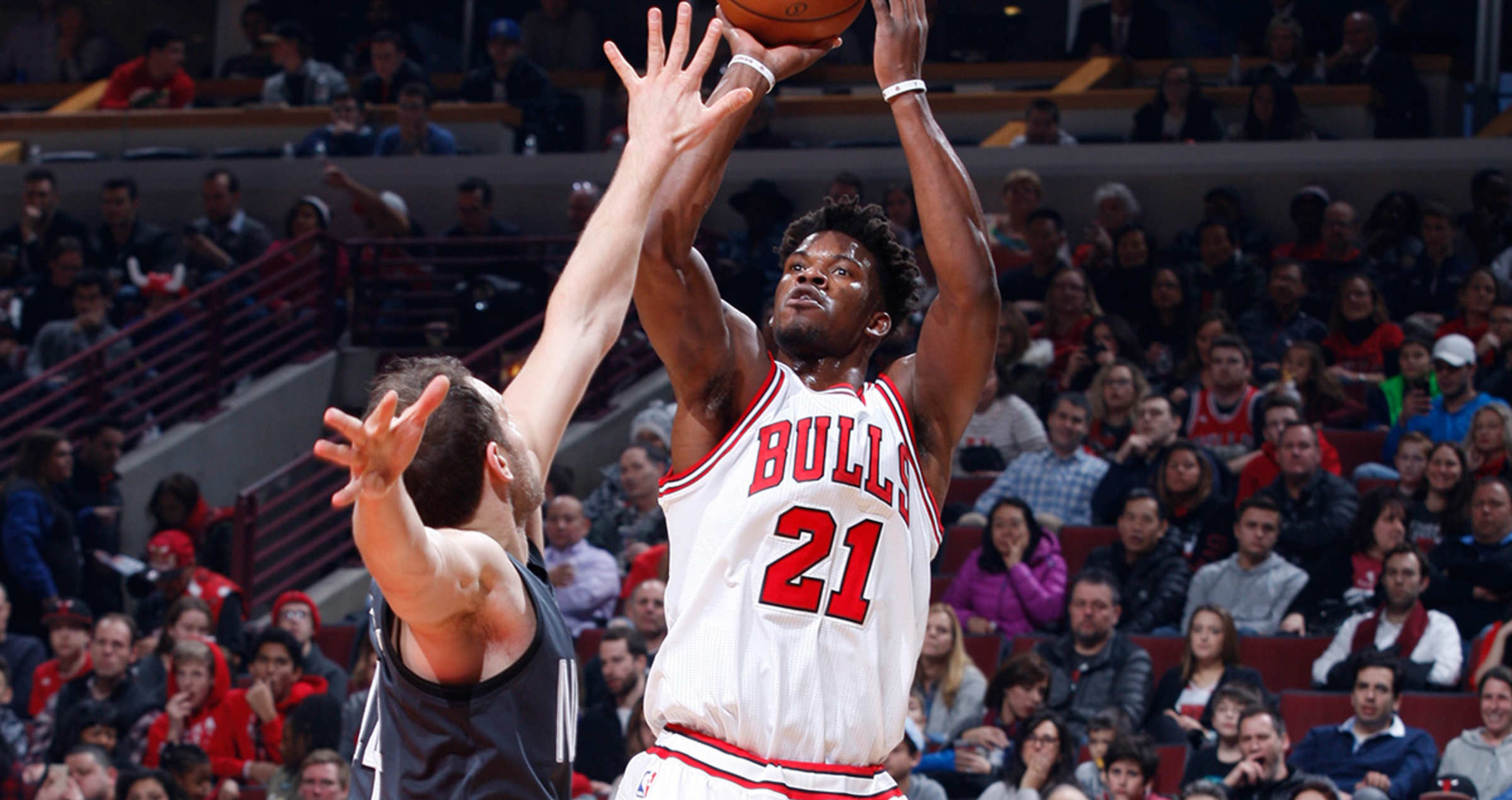 Jimmy Butler vs. Nets