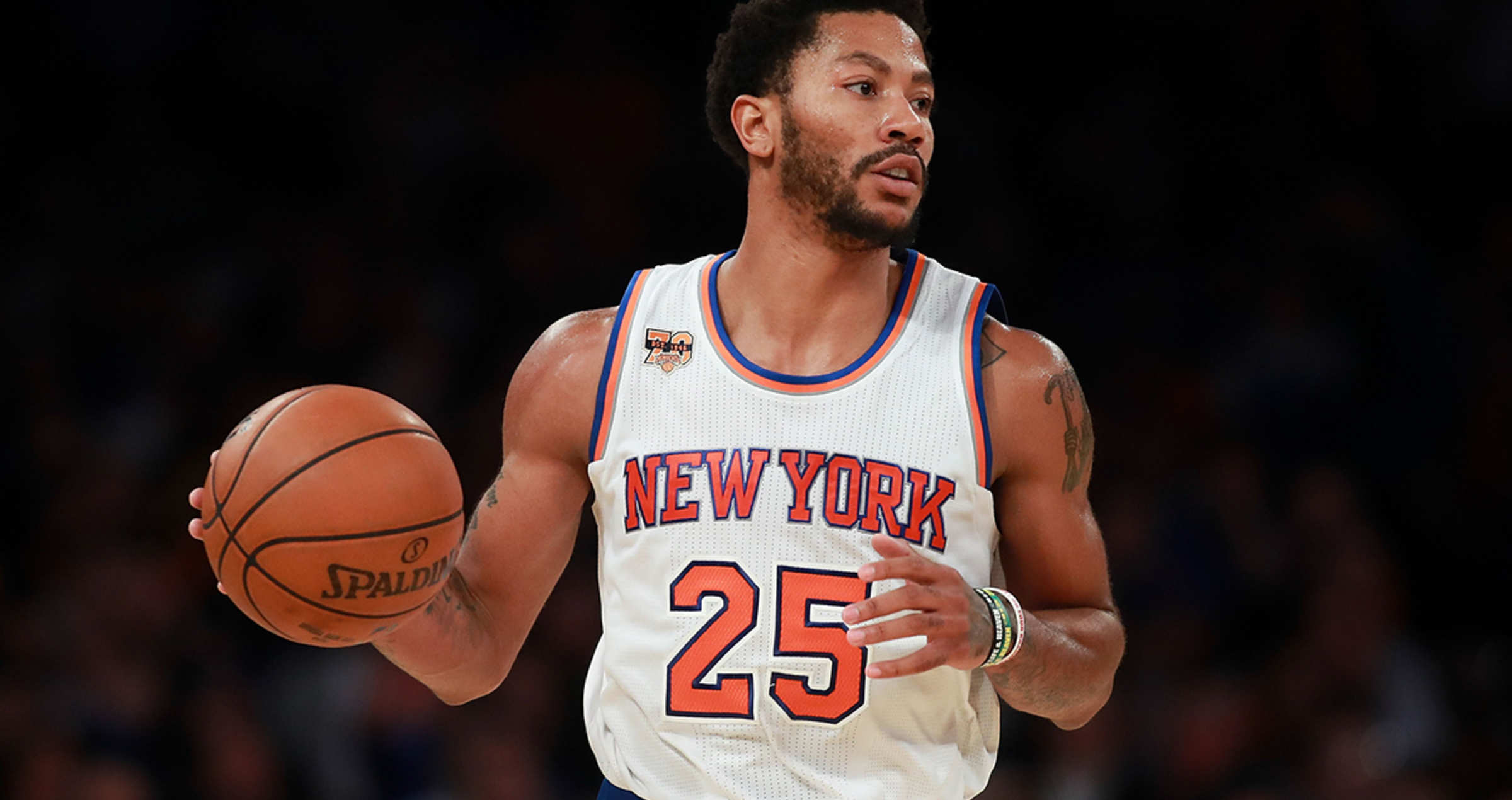 c4ff85c950c Derrick Rose on the Bulls and growing up in Chicago | Chicago Bulls