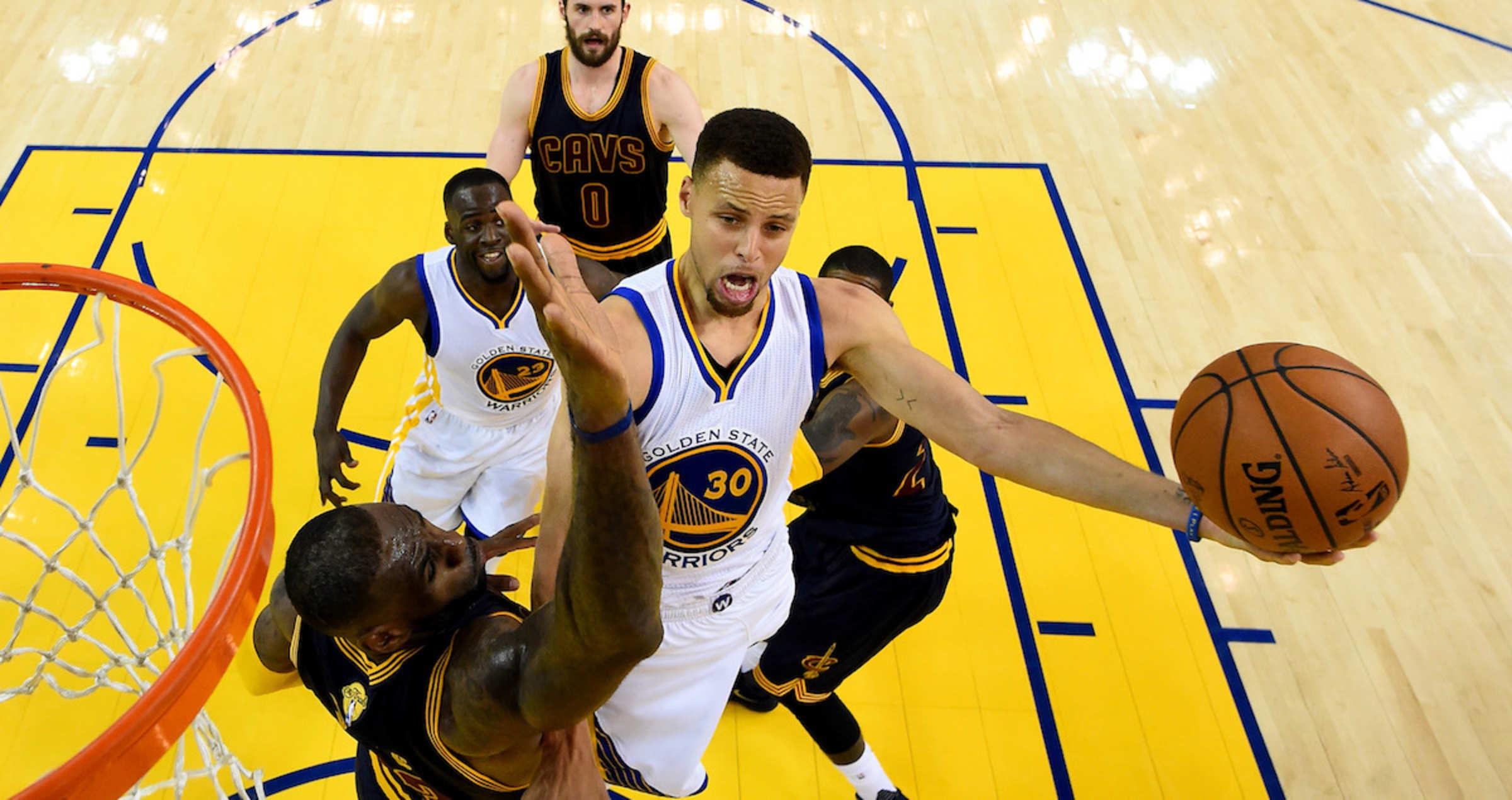 NBA Finals: The Cavs and Warriors meet again | Chicago Bulls