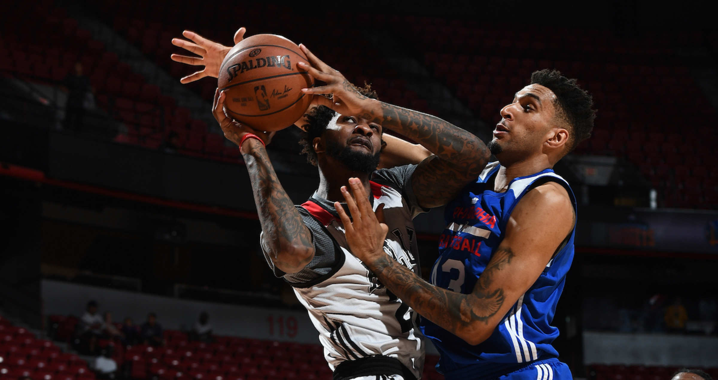 Bulls Win To Close Out Summer League