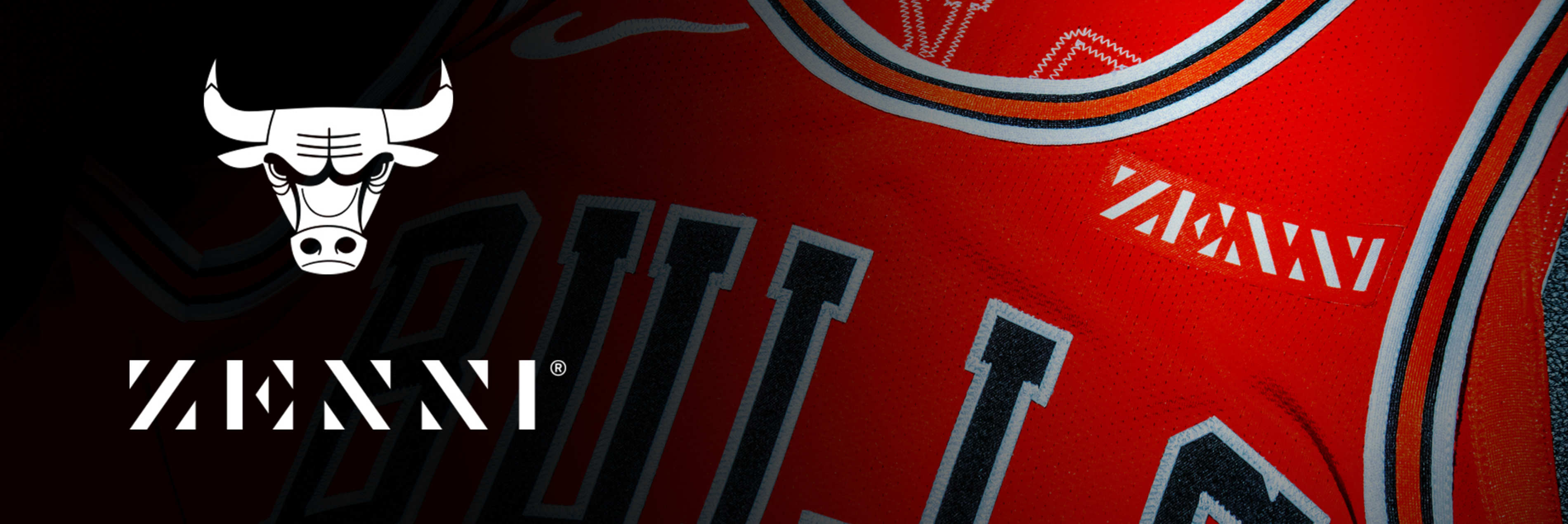 2f6da3b211 Zenni Optical becomes first-ever jersey patch partner of the Chicago Bulls