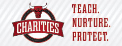dropdown ad: Chicago Bulls Charities