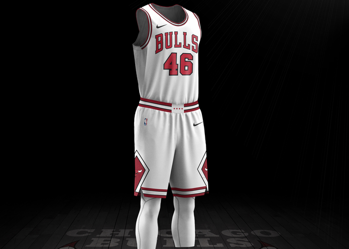 low priced fa449 dcda0 Photo Gallery: Nike Association and Icon uniforms | Chicago ...