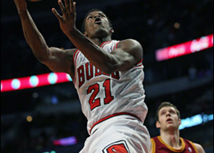 The rise of Jimmy Buckets | Chicago Bulls