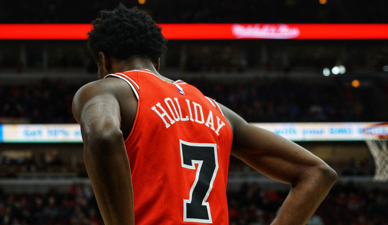 Bulls Season Rewind 17-18: Justin Holiday
