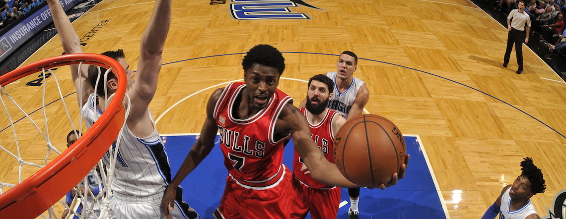Getting to know: Justin Holiday