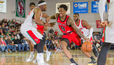 Windy City's Antonio Blakeney named 2017-18 NBA G League Rookie of the Year