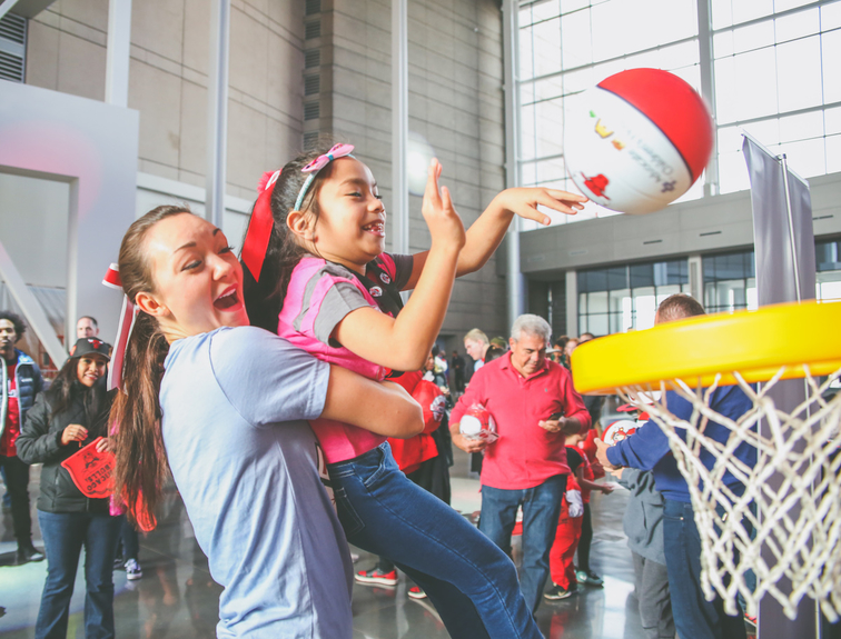 Bulls Kid Nation Pre-Game Party