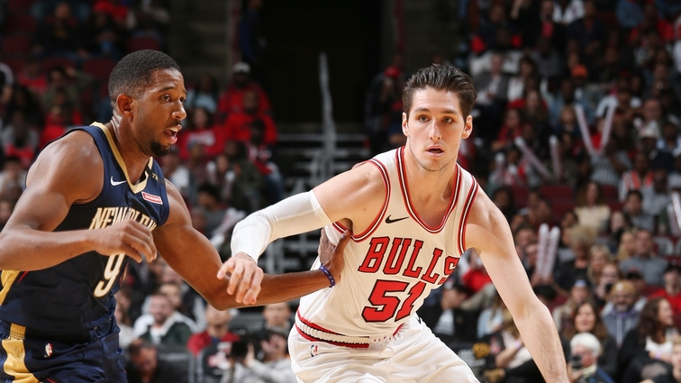 Ryan Arcidiacono against the New Orleans Pelicans