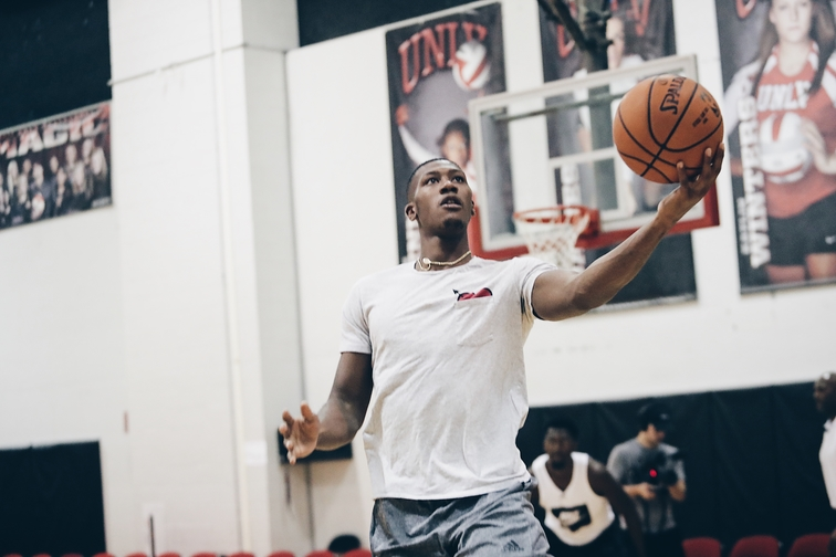 Player Workouts in Las Vegas