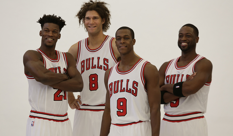 All Smiles for New Look Bulls  88f11c9fa1a