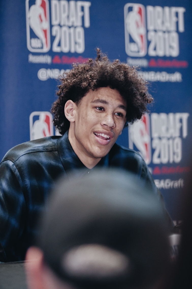 2019 NBA Draft Media Day