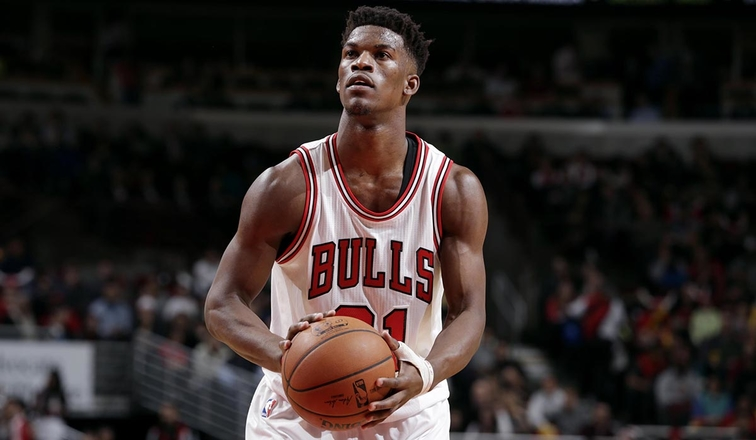 Jimmy Butler average