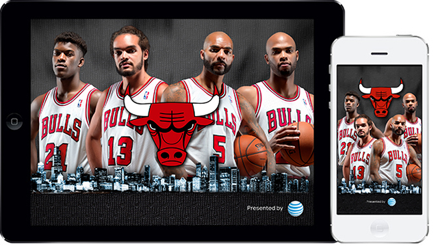 Chicago Bulls mobile apps