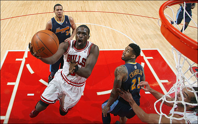 c1ba8bfae3d Fit for the Kings  Bulls  Deng likely staying put