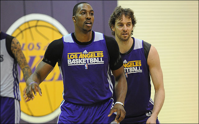 39ca5d60b Gasol for Bargnani one deal that needs to happen. Though the Lakers ...