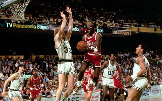 33adbcedfb87c6 Michael Jordan s 63 points in 1986 NBA Playoffs may have been greatest game  ever played