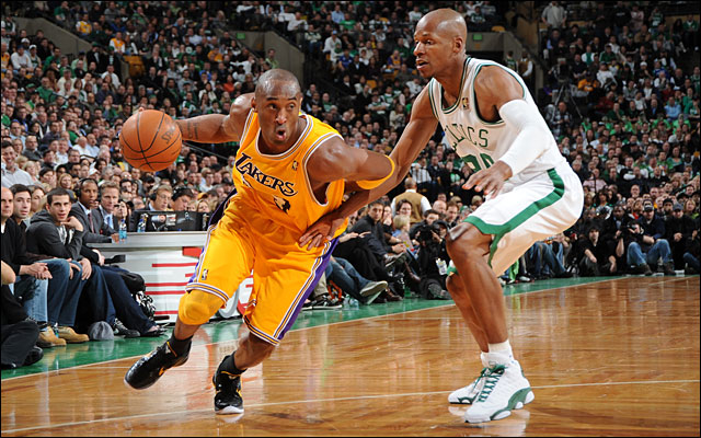 0edc9e615ba5 Kobe Bryant and the Lakers still the team to beat