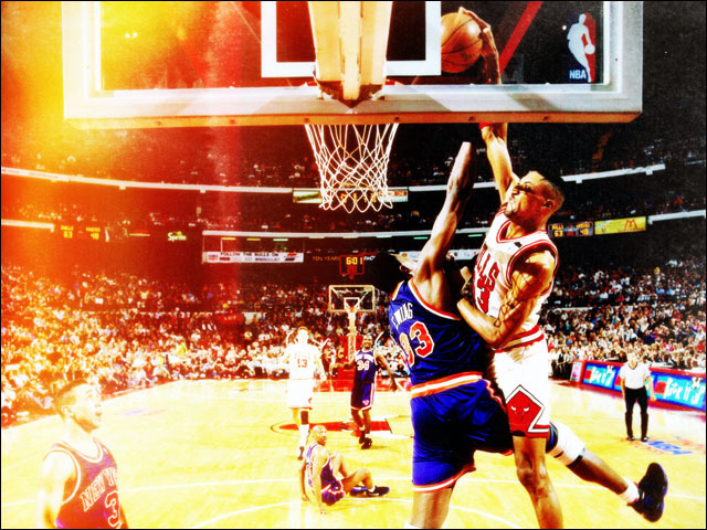 watch 002d3 270f2 Pippen stood tall without Jordan in 1993-94