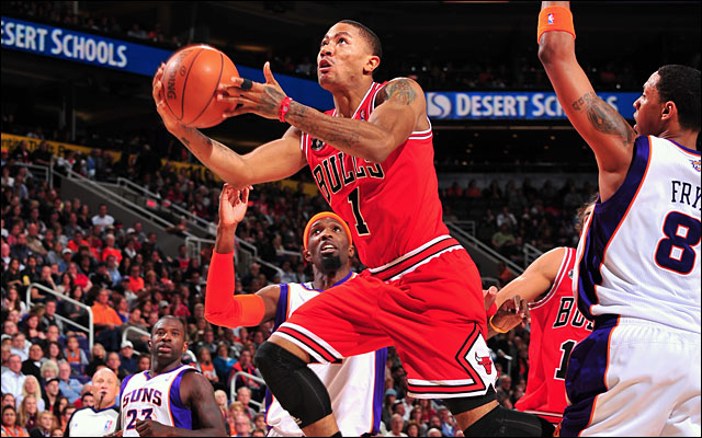 c6f2ebb9752 Derrick Rose was right--he can be NBA MVP