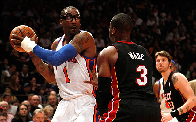 239506758973 Mission possible  Knicks may try and deal Stoudemire