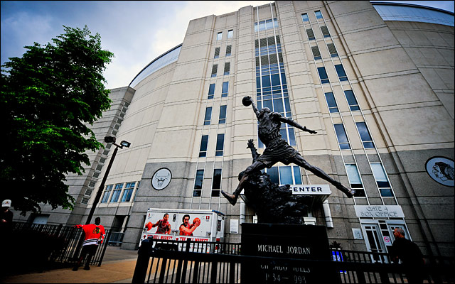 new 20 year naming rights agreement announced for united center