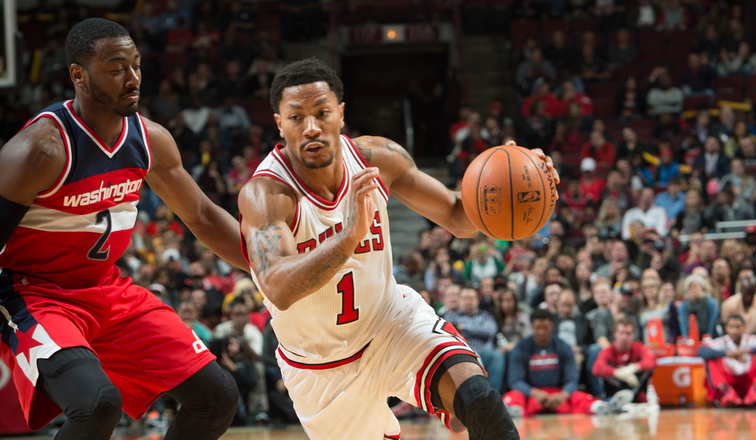 Rose starts against Bucks in Milwaukee