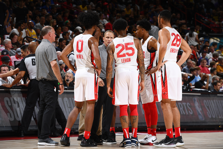 Bulls kick off Summer League with victory against the Lakers