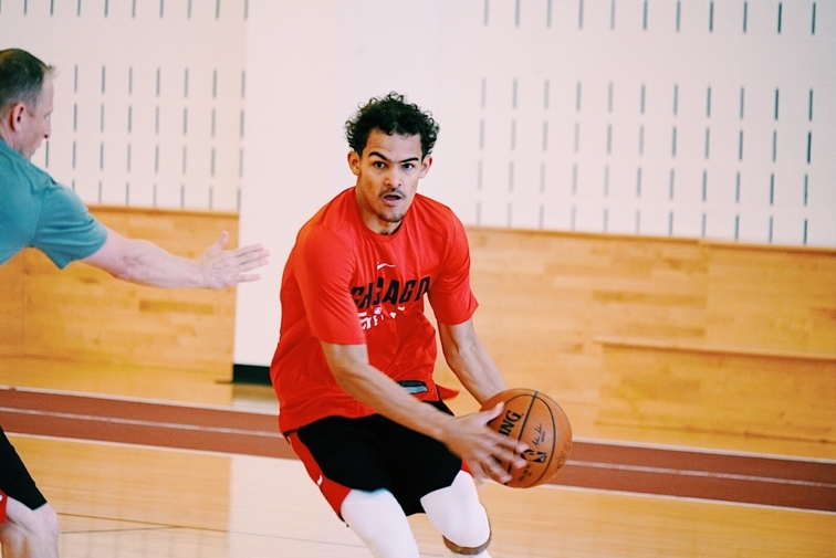 Draft Workout: Trae Young