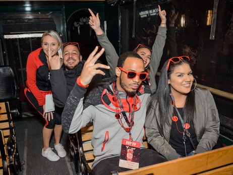 Bulls x Budweiser Road Watch Party (03.15.19)