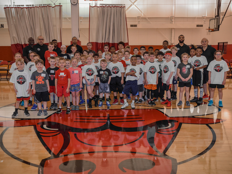 PHOTO GALLERY: Youth Hoops Skills Clinic (03.30.19)