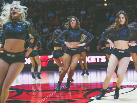 2017-18 Luvabulls Game Photos (11.28.17)