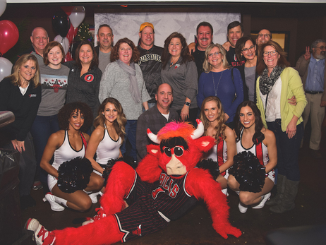 Road Watch Party at Real Time Sports Bar and Grill (12.08.17)