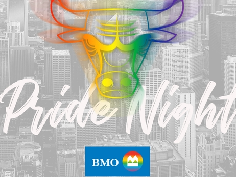 Chicago Bulls host inaugural Pride Night in partnership with BMO Harris Bank