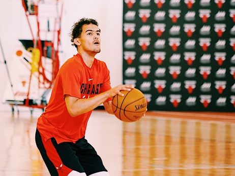 Bulls bring in Trae Young for pre-draft workout