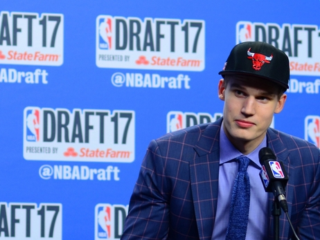 A look back on the past 15 years of Bulls draft night