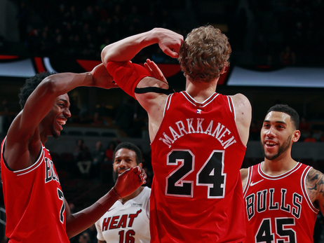 Chicago Bulls Tickets on Sale Friday at 11 a.m.