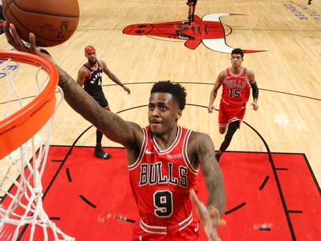 Bulls come out flat in loss to Raptors, 122-83
