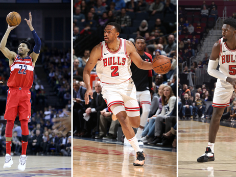 Bulls complete trade with Wizards