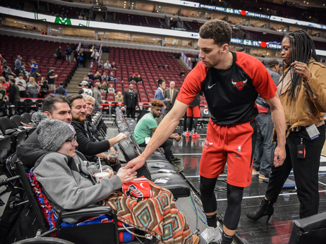 The Bulls and Jewel-Osco team up for 2018-2019 Embrace-A-Bulls program