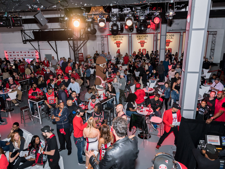 2019 Bulls x Budweiser Draft Party