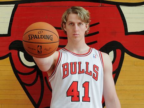 Cameron Bairstow poses at the Berto Center