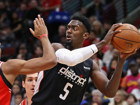 Bobby Portis makes surreal return to the United Center