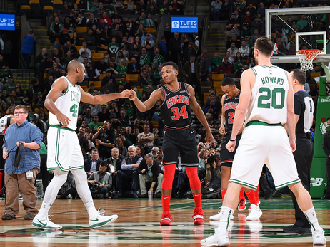 After Promising Start, Bulls Fall to Celtics in Boston