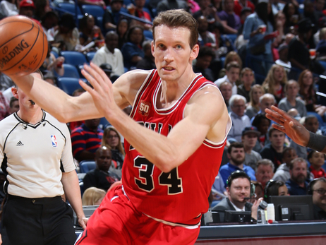 Bulls trade Mike Dunleavy to Cleveland