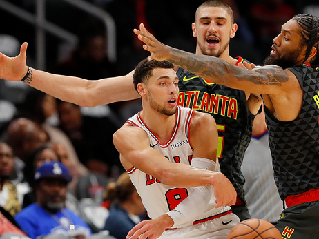 Bulls bounce back with 97-85 win over Hawks