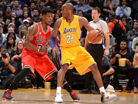 The Story of Kobe Bryant and the Bulls
