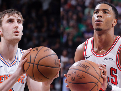 BULLS SIGN HARRISON AND KORNET